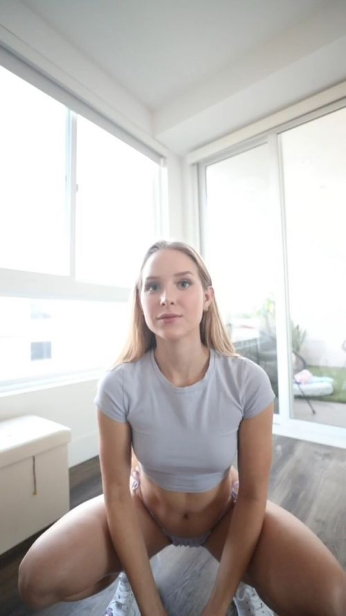 Caroline Zalog Winter White Try-On Haul