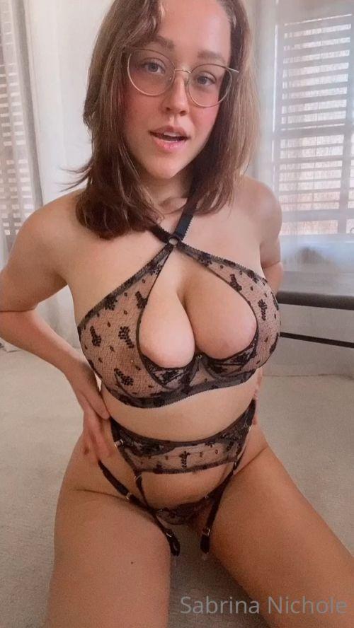Sabrina Nichole Nude Teasing